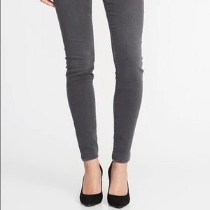 Super Skinny Jeans with Built-in-Warm